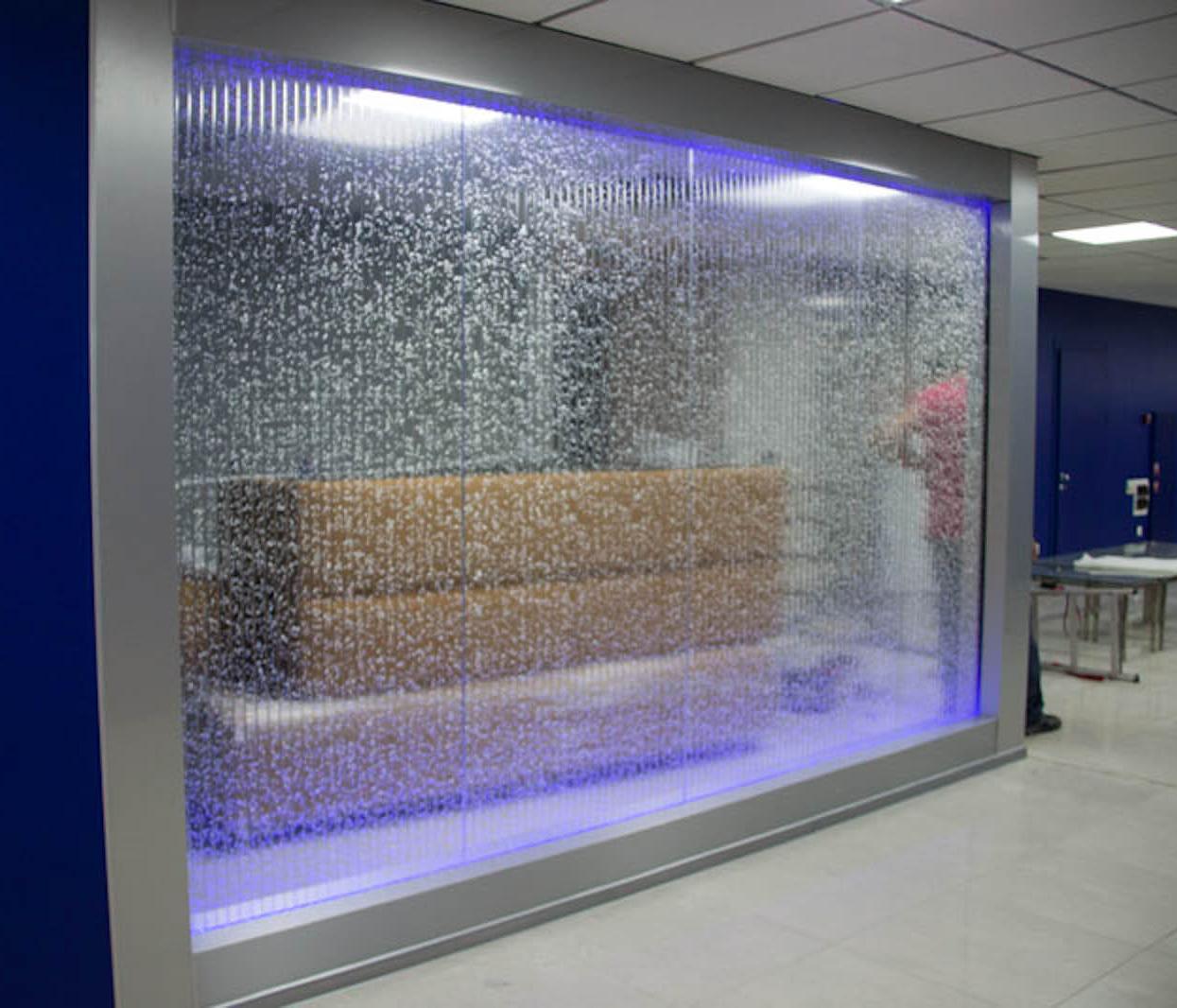 Водяная панель с пузырьками своими руками 83